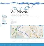 Google maps on www.drnibbles.co.uk